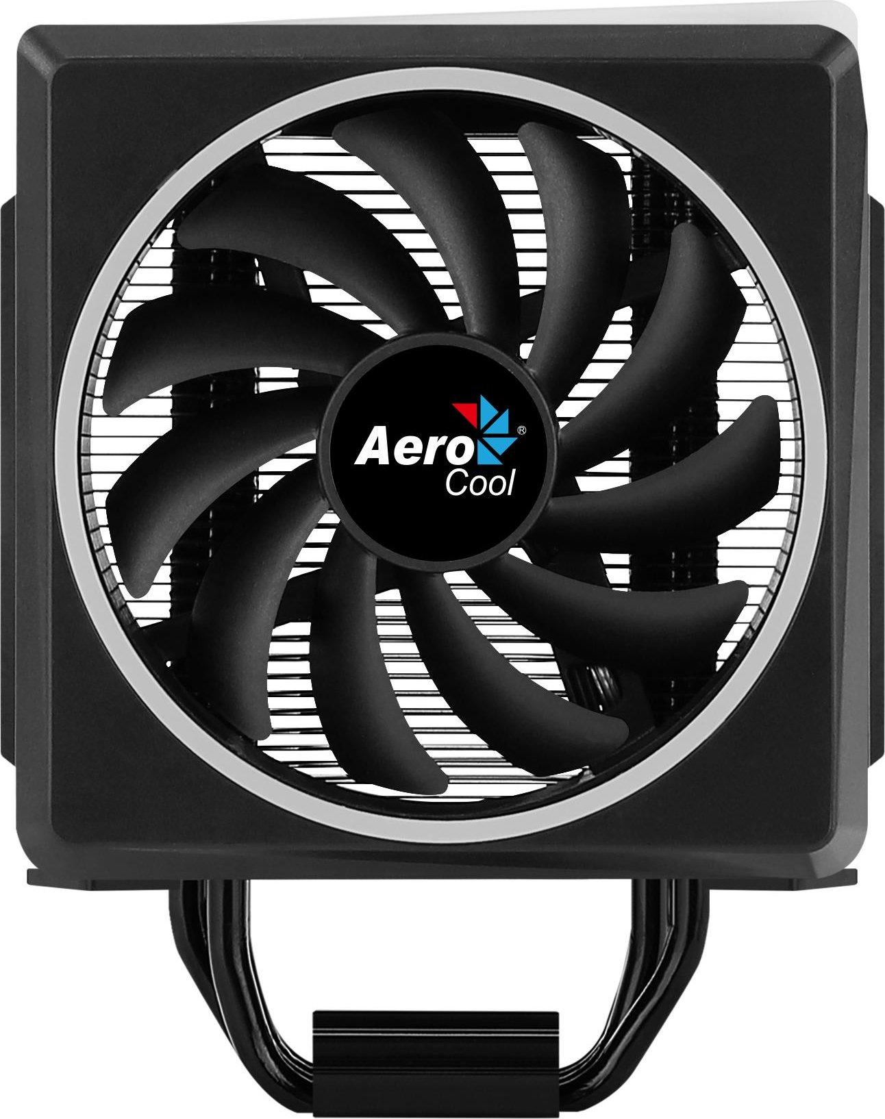 Imagen de Ventilador AEROCOOL con disipador 120mm 145w (CYLON4) | grande (4)